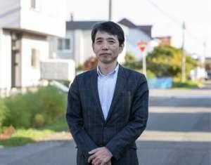 営業部 チーフ - atsushi kanda