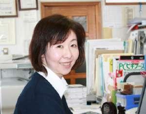 経理事務 - toshie enomoto